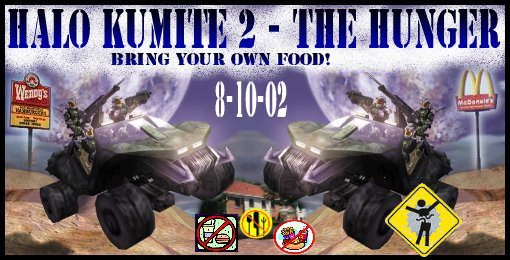 Halo Kumite 2 - The Hunger