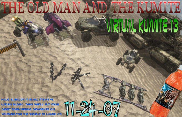Virtual Kumite XIII