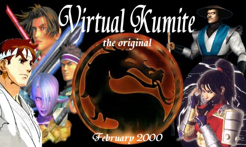 Virtual Kumite, the original! Feb. 2000